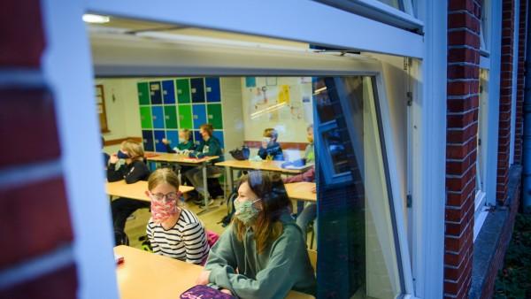 Schulstart in Schleswig-Holstein nach den Herbstferien
