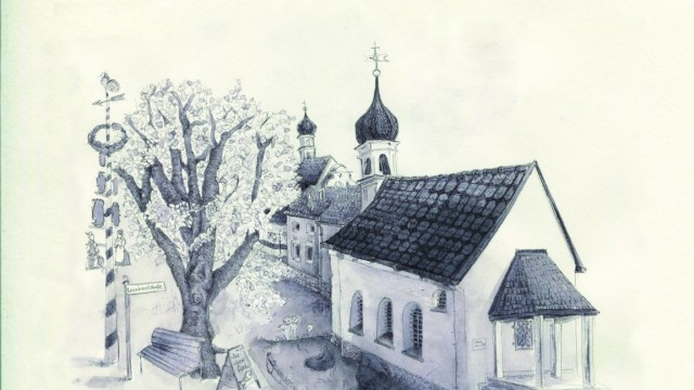 Leonhardifahrt Grafing, Bild von Sabine Roidl