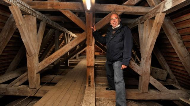 Söcking: restaurierungsbedürftige  St. Stephan
