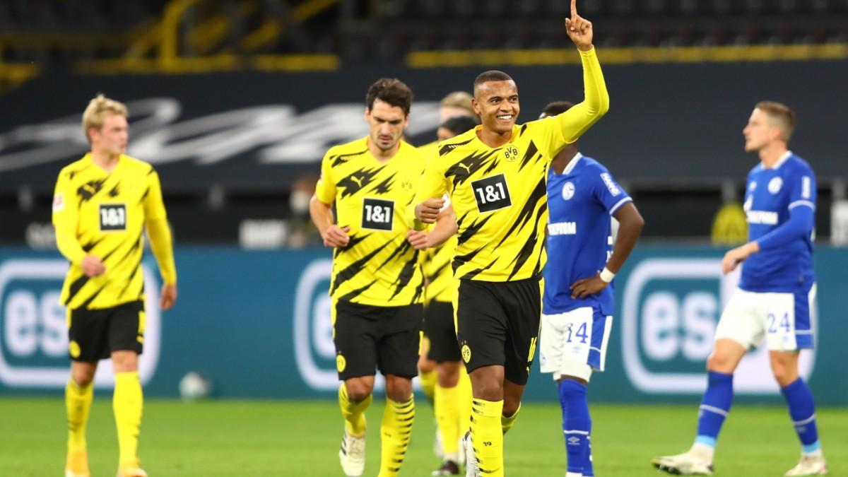 BVB-Sieg gegen Schalke: Einseitiges Revierderby