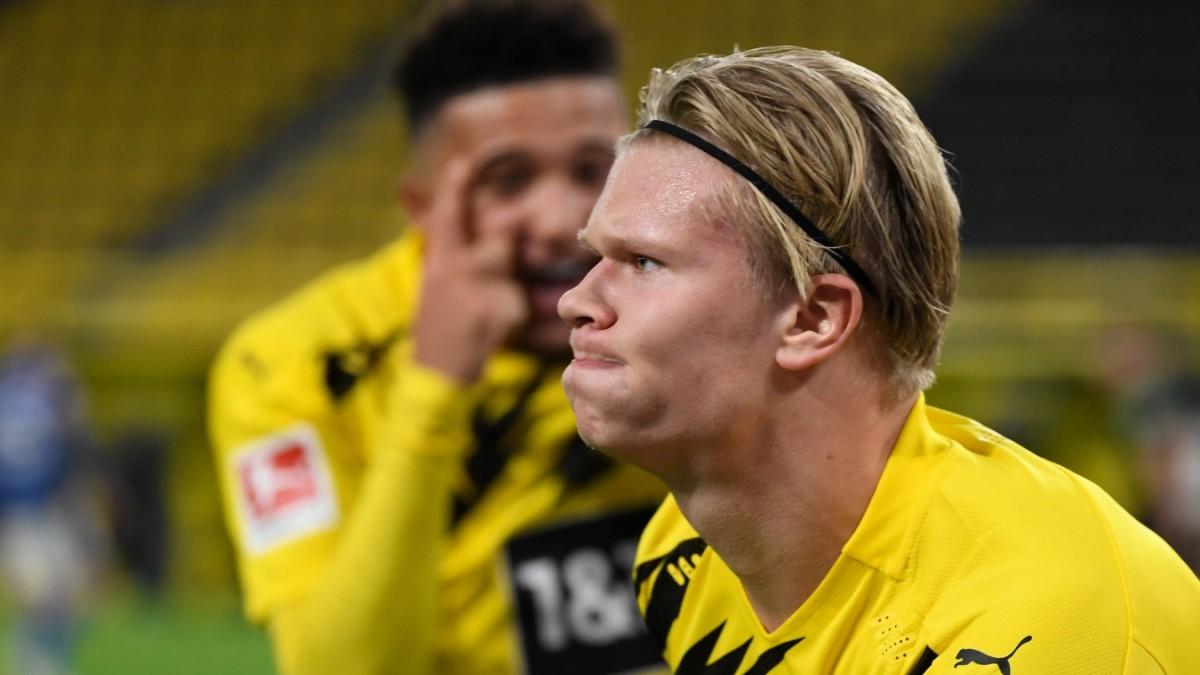 Revierderby: BVB dominiert Schalke 04