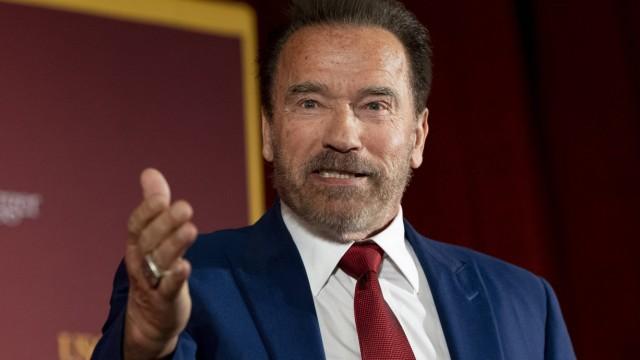 """Arnold Schwarzenegger nach Herz-OP: ´Ich fühle mich fantastisch"""""""