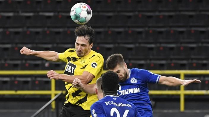 Borussia Dortmund: BVB-Verteidiger Mats Hummels gegen Schalke 04