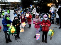 Wörthsee: Laternen Demo für einen St. Martinsumzug
