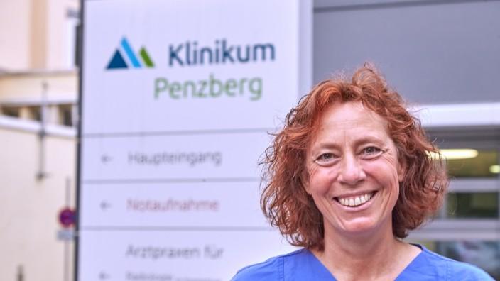 Susanne Rogers Chefärztin Klinium Penzberg