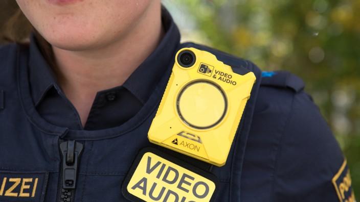 Polizei Planegg erhält Bodycams, 2019
