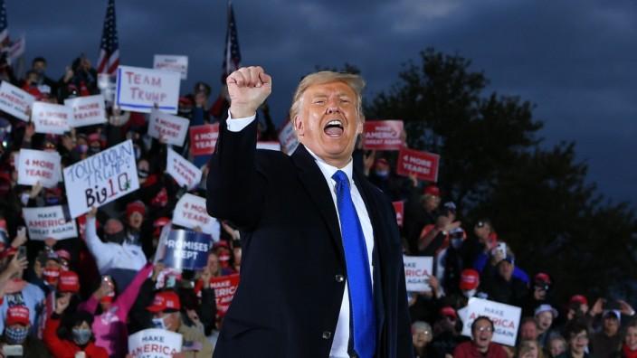 Trump US-Wahl