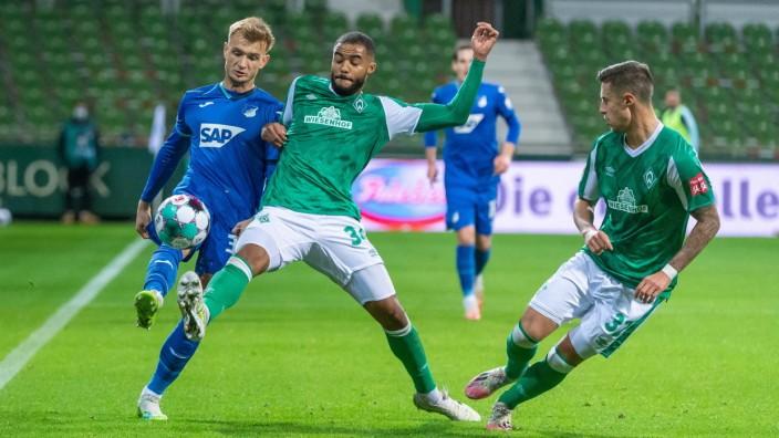 GER, SV Werder Bremen vs TSG 1899 Hoffenheim / 25.10.2020, wohninvest Weserstadion, Bremen, GER, SV Werder Bremen vs TS
