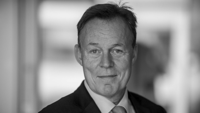 Bundestagsvizepräsident Thomas Oppermann (SPD) im Oktober 2020 gestorben