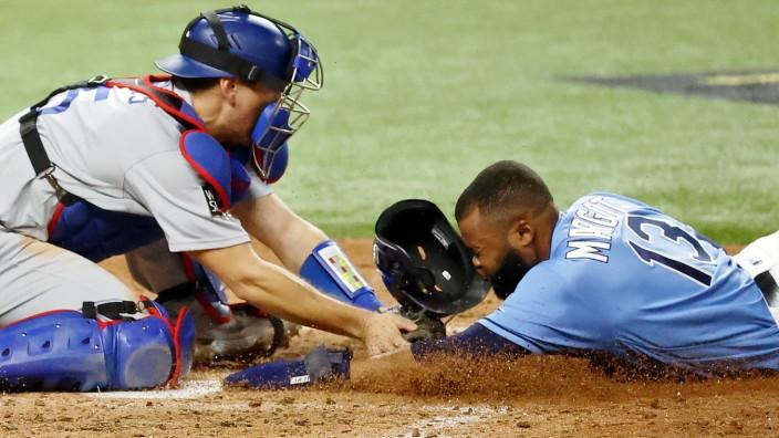 MLB: World Series-Los Angeles Dodgers at Tampa Bay Rays