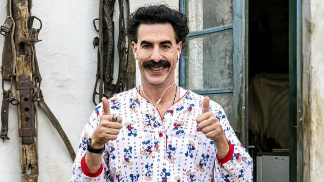 Borat Kasachstan Tourismus