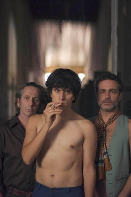 El Principe, Pressebilder, Film von Munoz