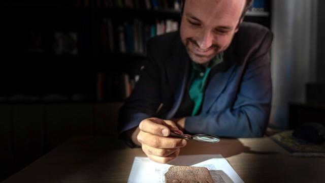 LMU Forschungsprojekt / Mesopotamien
