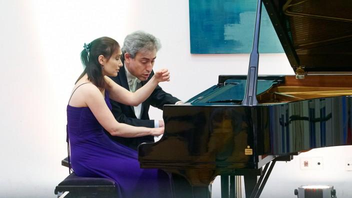 Martinsstadl - Klavierduo Slver-Garburg