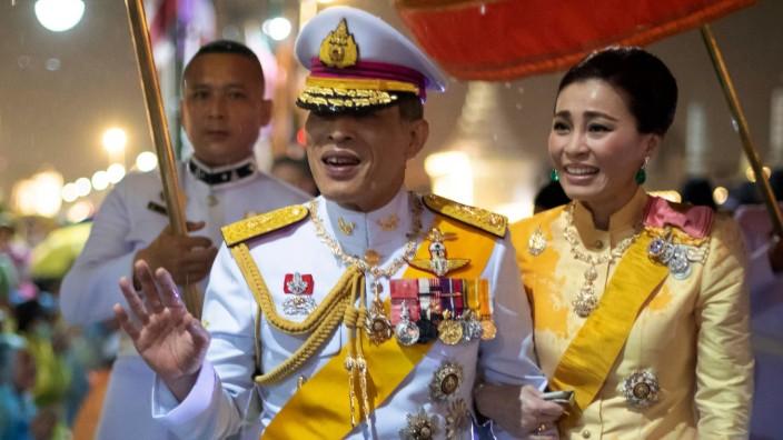 Thailands König Maha Vajiralongkorn