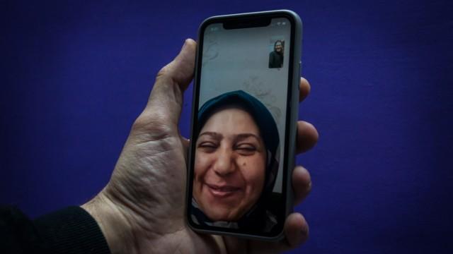 Ali Hadadi und Zohre Salimi (Teheran), Ausstellung Pasinger Fabrik Shutdown