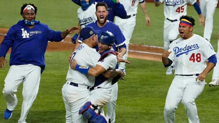 Los Angeles Dodgers - Tampa Bay Rays