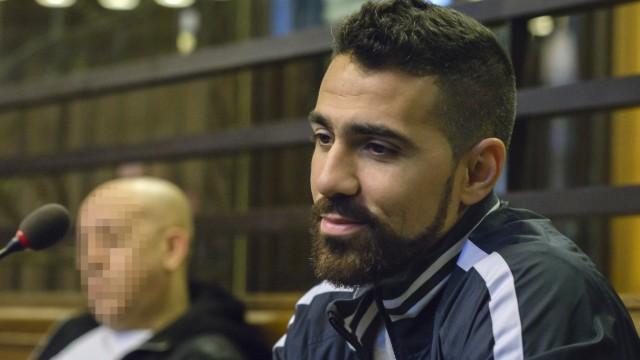 German Rapper Bushido On Trial For Assault