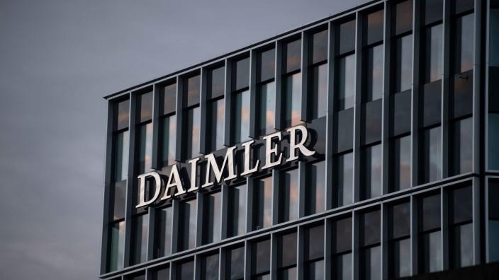 Prozess um Daimler-Erpressung