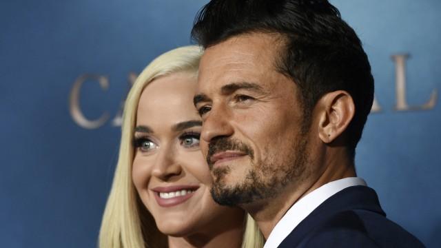 Katy Perry und Orlando Bloom haben Tochter