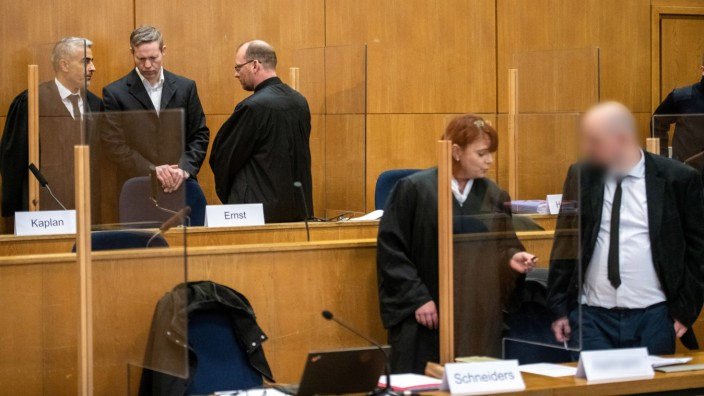 HOLD -  Prozess im Mordfall Lübcke