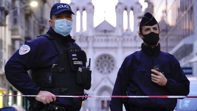 Attentat a la Basilique Notre Dame de Nice - La Basilique Notre Dame NEWS : Attentat a la Basilique Notre Dame de Nice -