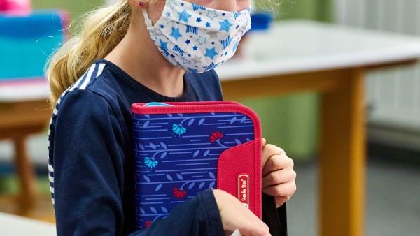 Maskenpflicht im Unterricht Grundschule