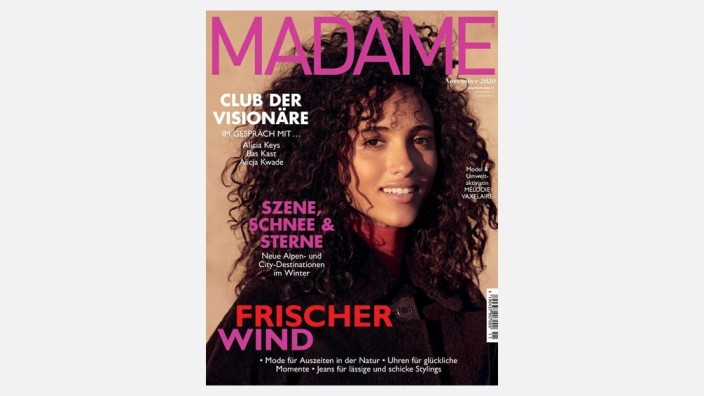 Madame Cover November 2020