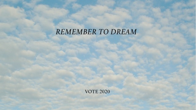 Carrie Mae Weems, Remember to Dream, 2020
