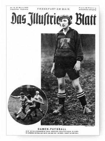 Fußballerin Lotte Specht