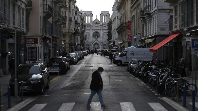 Messerattacke in Nizza