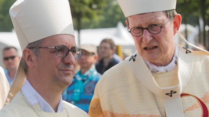 Kardinal Woelki und Erzbischof Heße