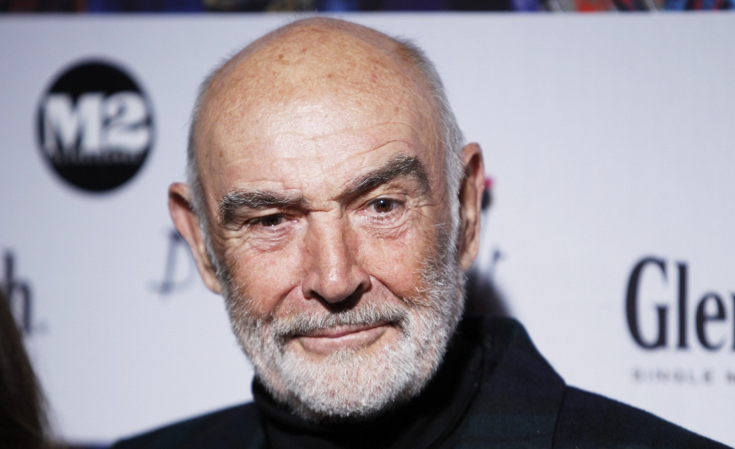 El actor Sean Connery llega al desfile de modas benéfico Dressed To Kilt en Nueva York