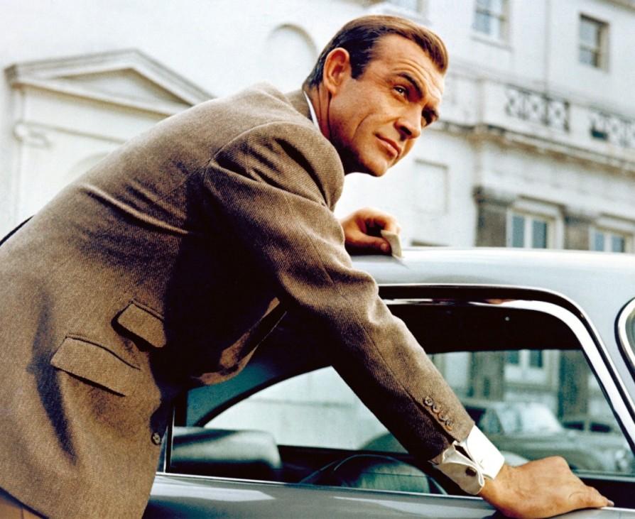 Studio Publicity Still: Goldfinger Sean Connery 1964 UA Hollywood CA USA PUBLICATIONxINxGERxSUIxAUTxONLY Copyright: xTh