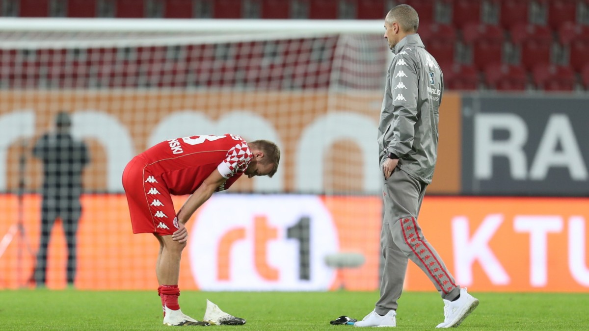 Mainz 05: Große Sorgen beim Tabellenletzten