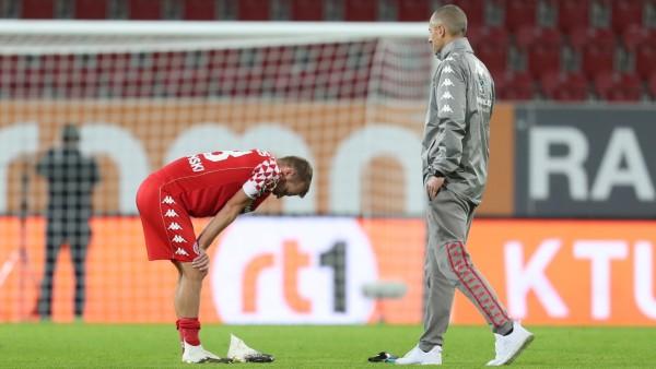 FC Augsburg v 1. FSV Mainz 05 - Bundesliga