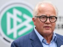 DFB-Präsident Keller ´unzufrieden