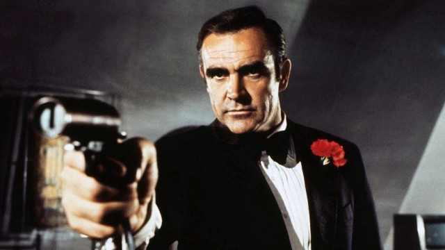 Sean Connery, Diamonds Are Forever (1971) United Artists File Reference 33962-181THA Hollywood CA USA PUBLICATIONxINxGE