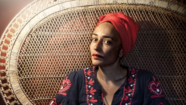 British author Zadie Smith photographed at home in Kilburn, London, UK, September 22, 2020. LONDON UK PER x3504x *** Bri