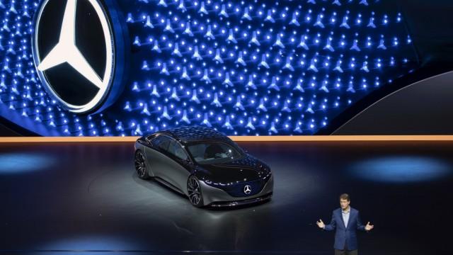 IAA 2019 - Mercedes