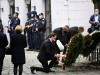 Wreath laying ceremony after gun attack in Vienna