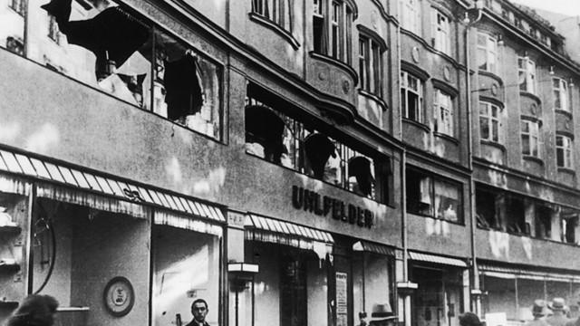 Sonderschau erinnert an Orte der NS-Zeit in München