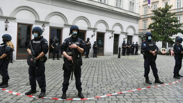 Nach dem Terrorangriff in Wien