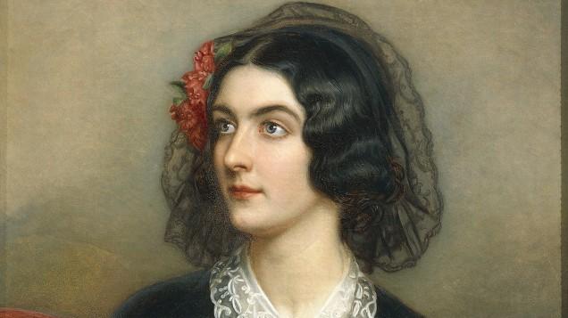 Portrait of Maria Dolores Elisa Gilbert