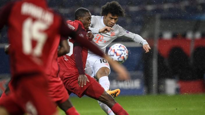 RB Salzburg - FC Bayern München