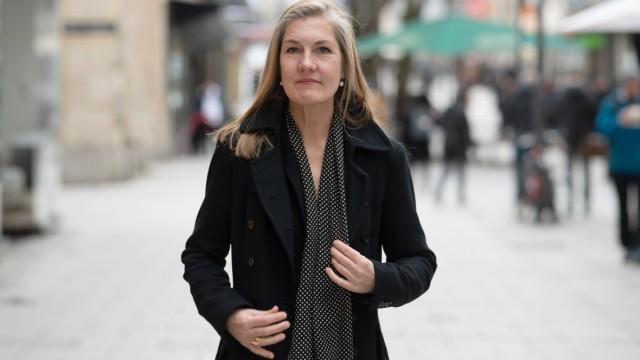 Grünen-Kandidatin für OB-Wahl Stuttgart Kienzle