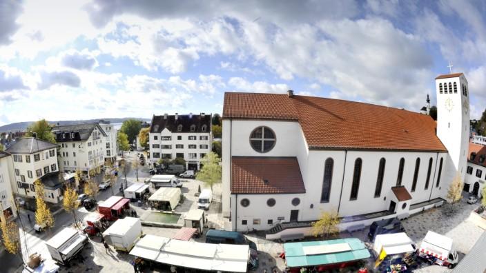 Starnberg Kirchplatz