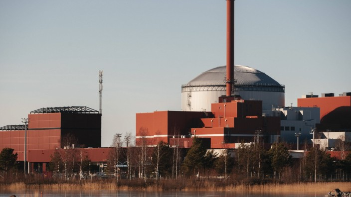 February 27, 2020, Eurajoki, Finland: Nuclear reactor Olkiluoto-3 (an Areva 1600 MW EPR), operated by Teollisuuden Voima