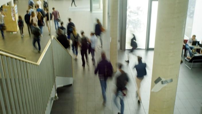 Bayreuth: Campus UNIVERSITÄT