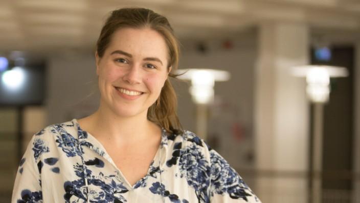 Sozialpsychologin Marlene Altenmüller über die aktuelle Corona-Lage in der Leopoldstraße 13, Lehrstuhl Sozialpsychologie